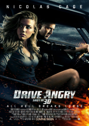 Drive Angry (2011) Dual Audio Hindi 350MB BluRay 480p x264