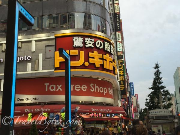 Shinjuku Don Quijote
