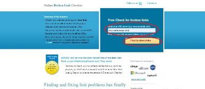 Cara Menghapus URL Eror