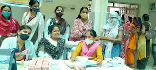 जालौन: बढ़ती जनसंख्या रोकने के लिए परिवार नियोजन जरूरी Jalaun: Family planning is necessary to stop the increasing population सदर विधायक गौरीशंकर वर्मा, Sadar MLA Gaurishankar Verma