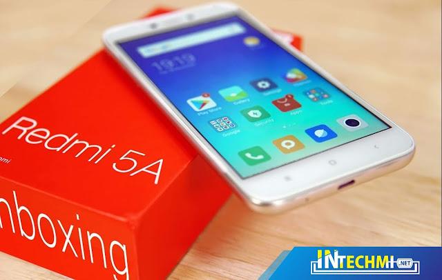 Xiaomi Redmi 5A Android 4G Murah di Bawah 1 Juta