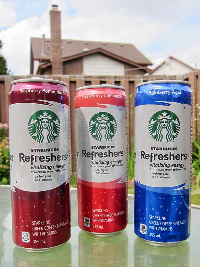 Spread Good Energy With Starbucks Refreshers Summerxskin