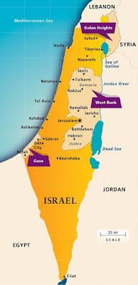 Amerika berusaha ubah Palestina menjadi kota kecil