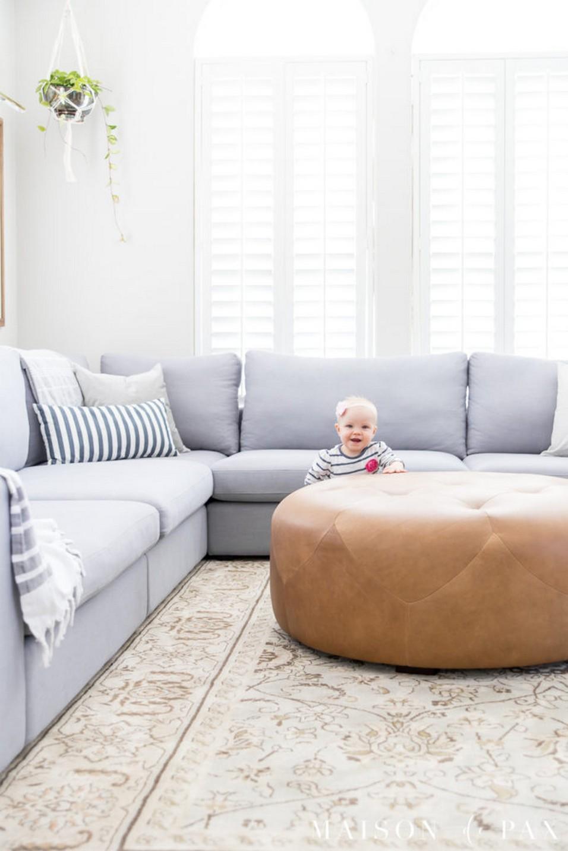 48 Tough Living Room Ideas