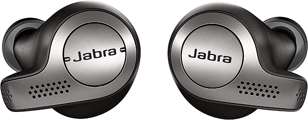Jabra Elite 65t Earbuds – Alexa Built-In, True Wireless Bluetooth