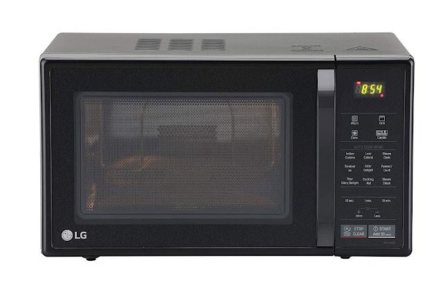 LG MC2146BG - best microwave ovens