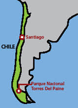 Traveling with Lyn: Torres del Paine National Park, Chile, Feb  3-4