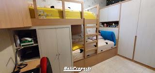 rumah full furnish di jakarta