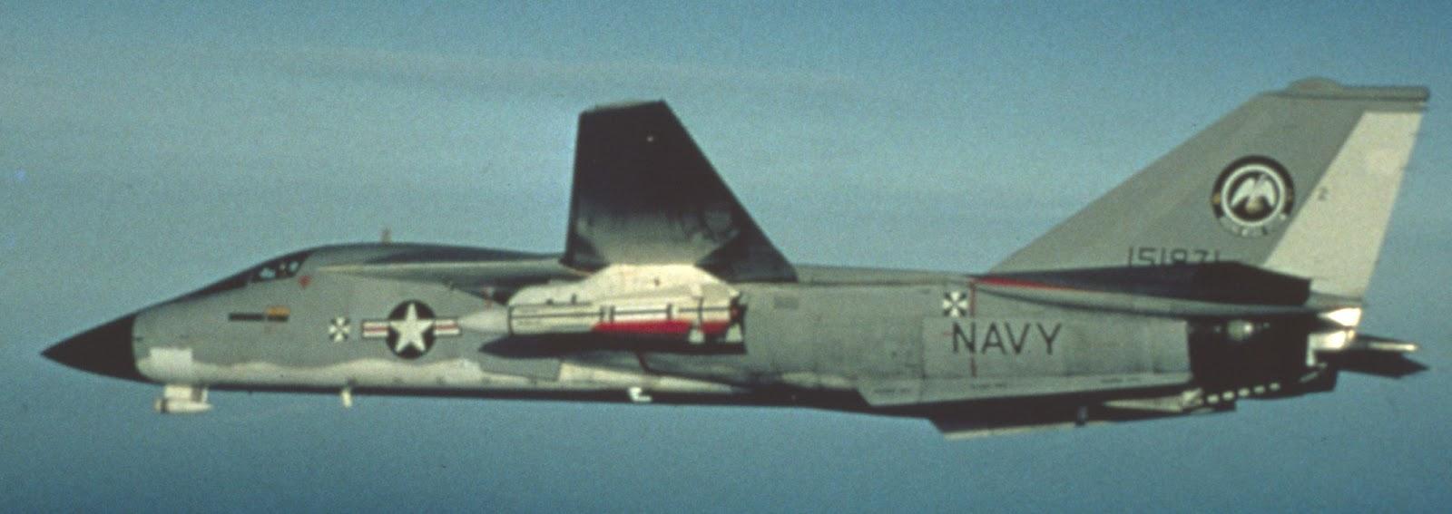 Tailhook Topics: Grumman F-111B