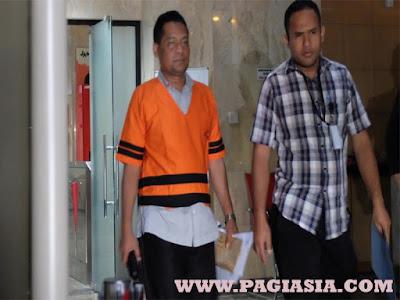 PNS Tajir Pemilik 17 Mobil Tiga Kali Mencoba Bunuh Diri di Rutan KPK karena merasa depresi