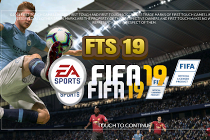 DOWNLOAD FTS MOD FIFA 2019/2020 (APK+DATA+OBB)