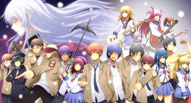 Angel Beats Subtitle Indonesia & Subtitle English