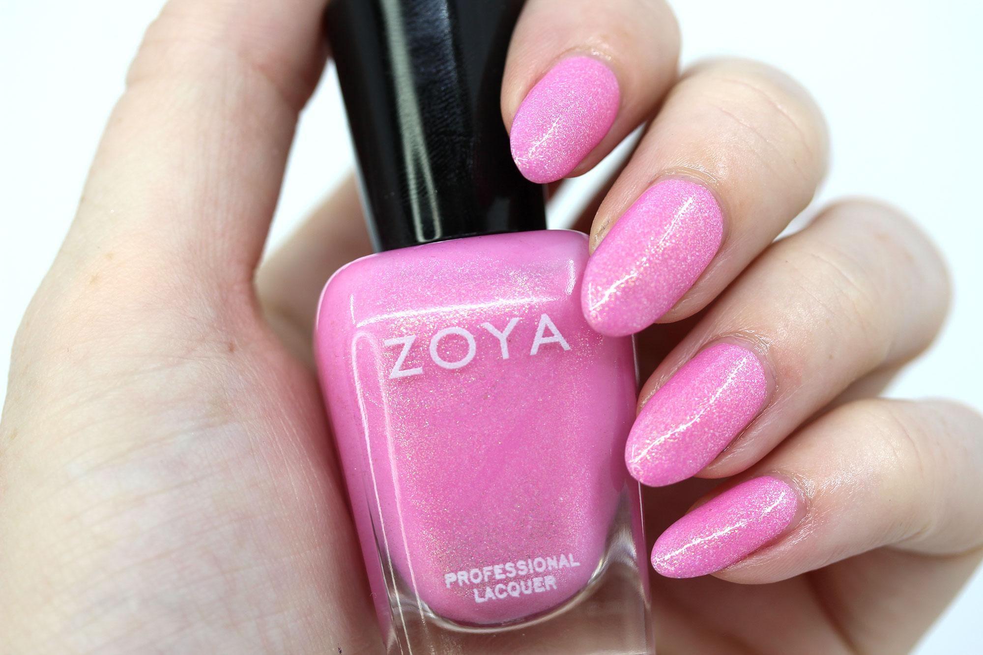 Zoya Wanda swatch