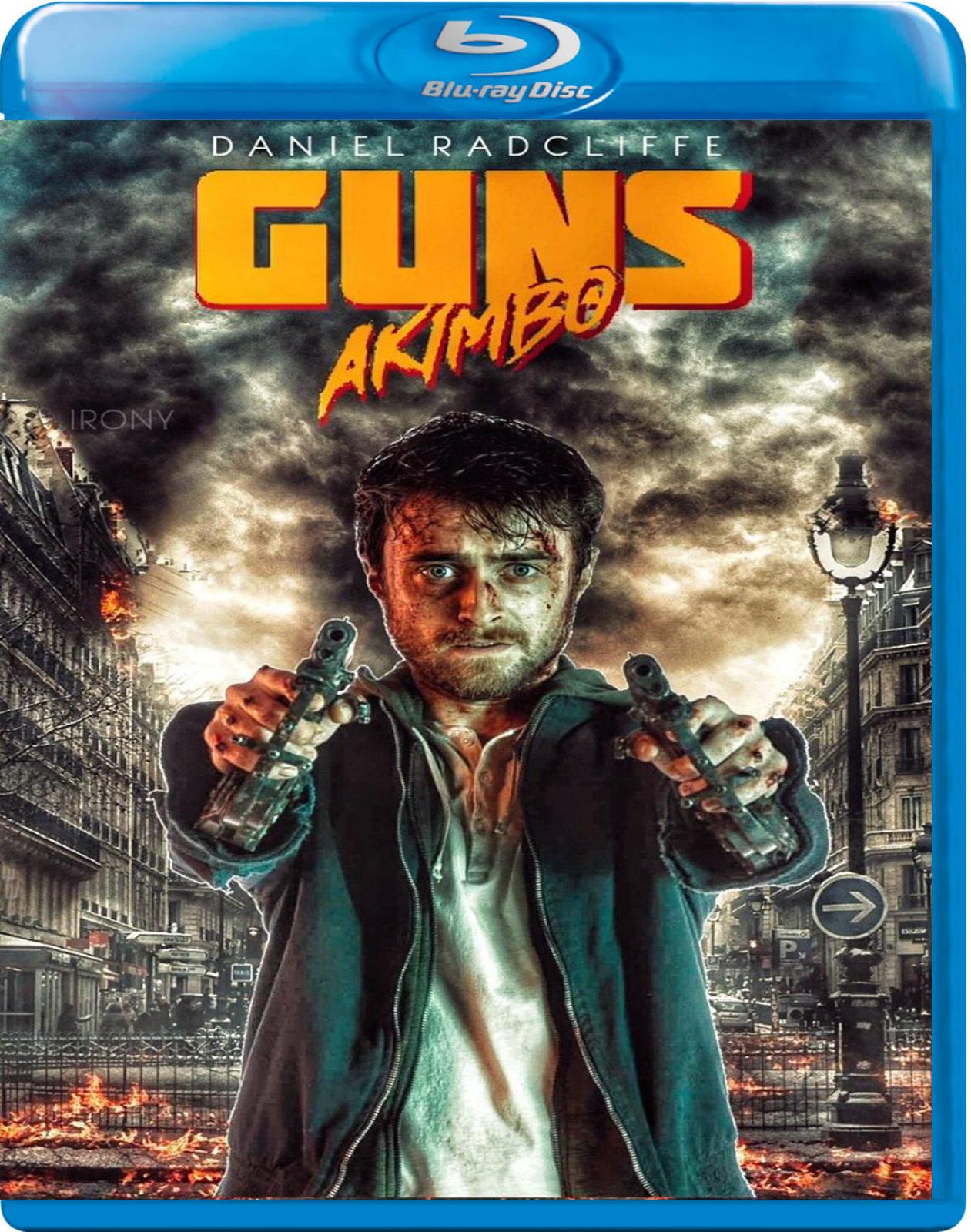 Guns Akimbo [2019] [BD25] [Castellano]