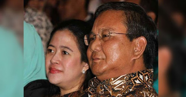 Sama-sama Punya Kendaraan, Duet Prabowo-Puan di 2024 Terbuka Lebar