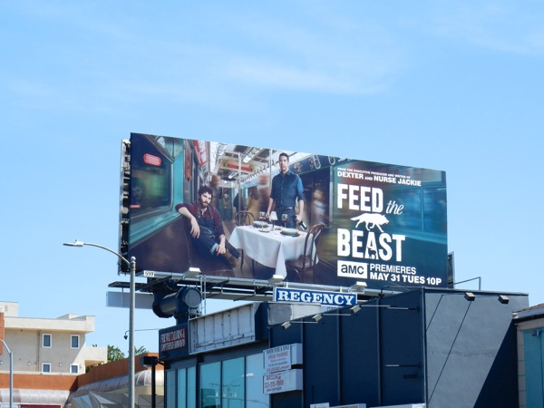Feed the Beast season 1 billboard