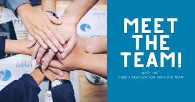 Meet The Credit Restoration Institute Team