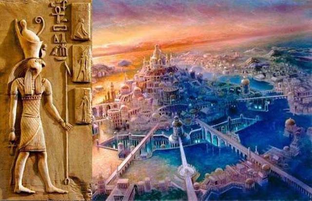 Bí ẩn cỗ máy thời gian được chế tạo dựa trên kiến thức của người Ai Cập cổ đại