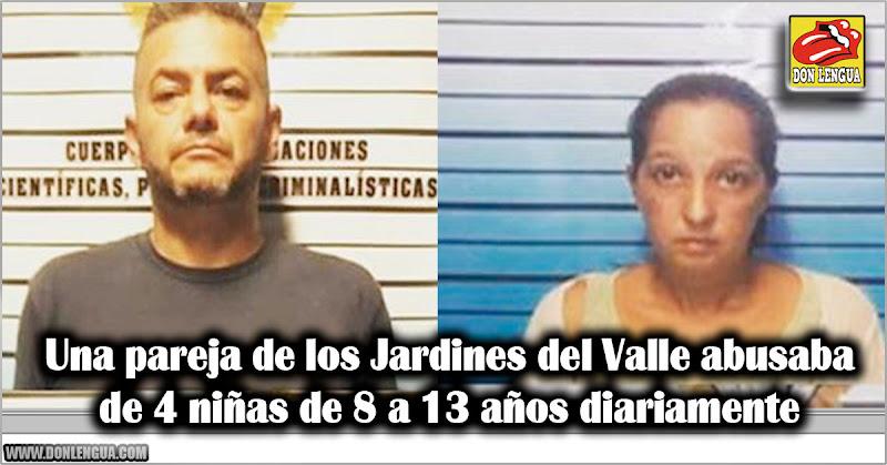 Una pareja de los Jardines del Valle abusaba de 4 niñas de 8 a 13 años diariamente