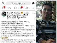 Klaim Temukan Pembasmi Hama, Pria Asal Air Batu Tantang Pemerintah Mendanai
