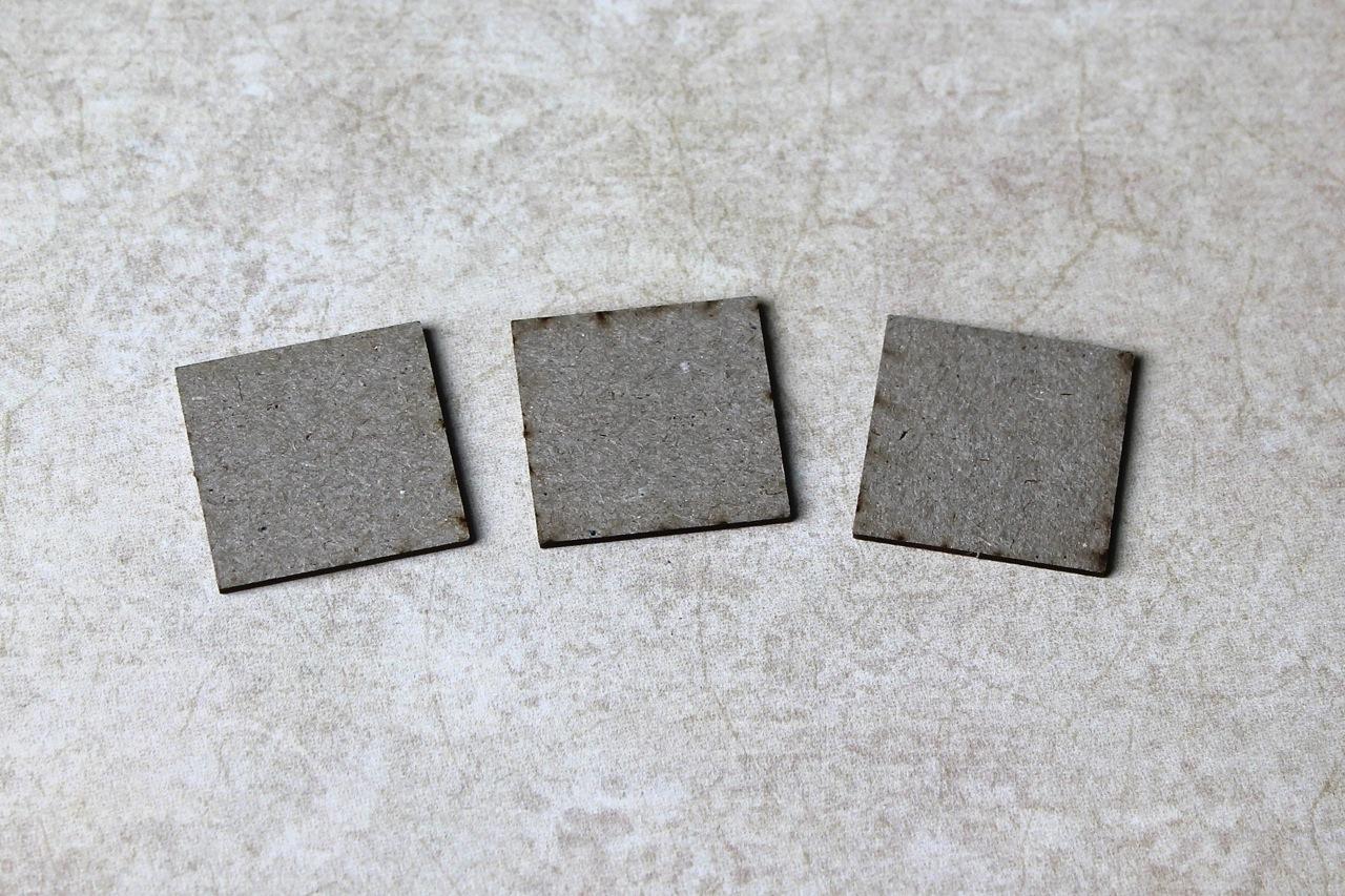 SIMPLY PAPER: TUTORIAL: Faux Ceramic Letter Tiles