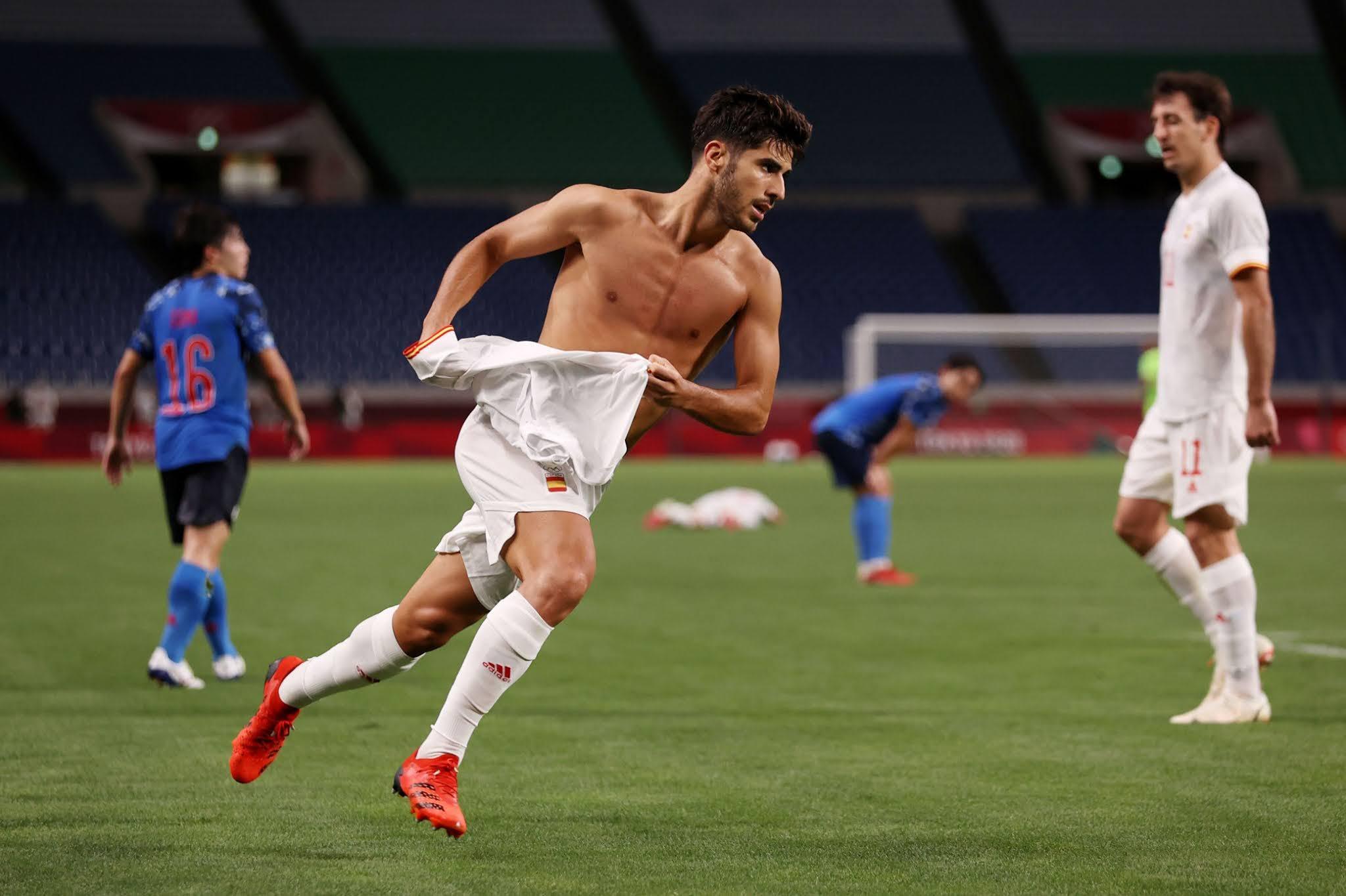 موعد مباراة البرازيل واسبانيا في نهائي اولمبياد طوكيو
