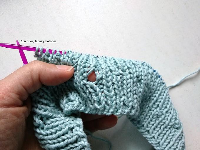 Con hilos, lanas y botones: Patrón gratis de pantaloncitos de bebé o baby bloomers