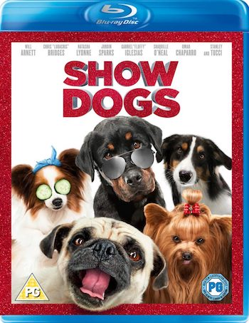 Show Dogs 2018 Dual Audio Hindi Full Movie Download BluRay 720p Bolly4ufree.in