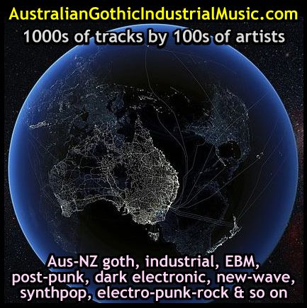 Australian EBM (Electronic Body Music) Artists Bands