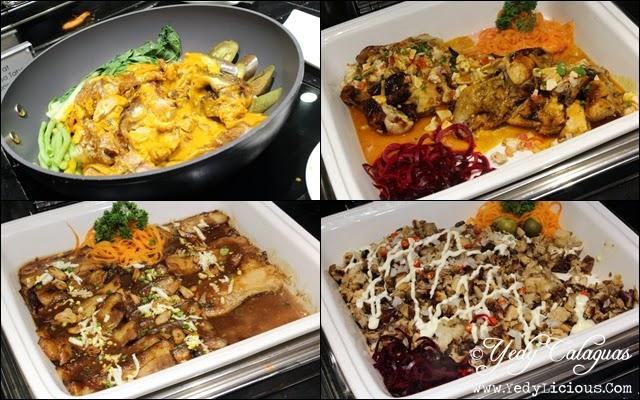 Delicious Dishes at Vikings Buffet SM Megamall