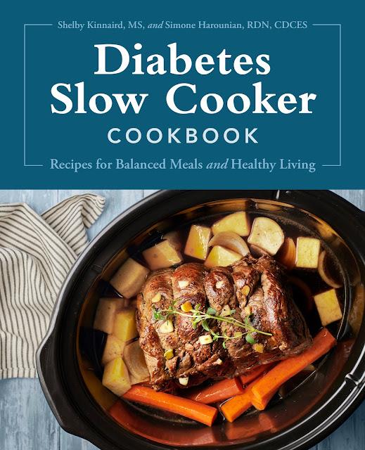 Diabetes Slow Cooker Cookbook