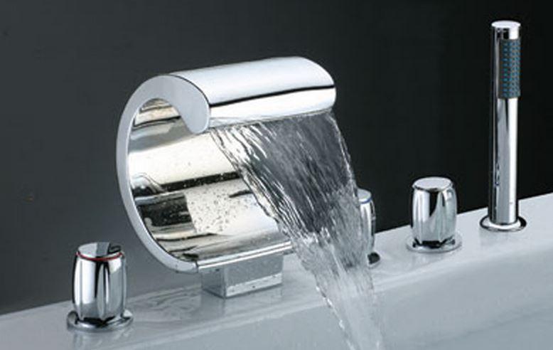 Picking The Good Bathtub Faucet - Ellecrafts