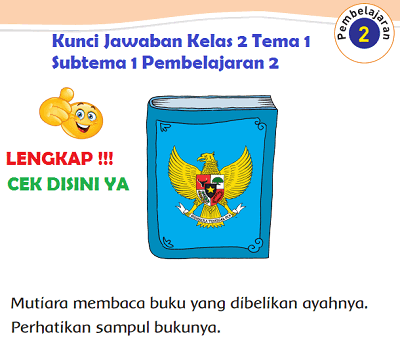 Kunci Jawaban Kelas 2 Tema 1 Subtema 1 Pembelajaran 2 www.simplenews.me