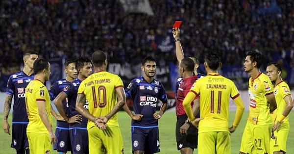 Liga 1 Indonesia akan Gunakan Wasit Asing? Ini Kata Jimmy Napitupulu