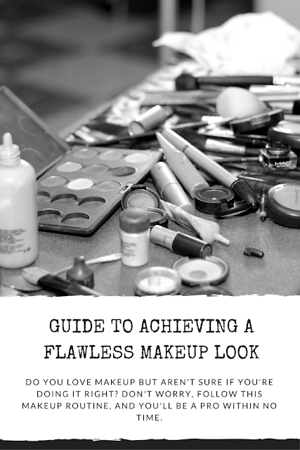 Guide to Achieving a Flawless Makeup Look