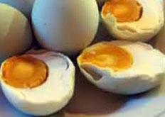 Resep praktis (mudah) telur asin spesial (istimewa) enak, gurih, masir, lezat