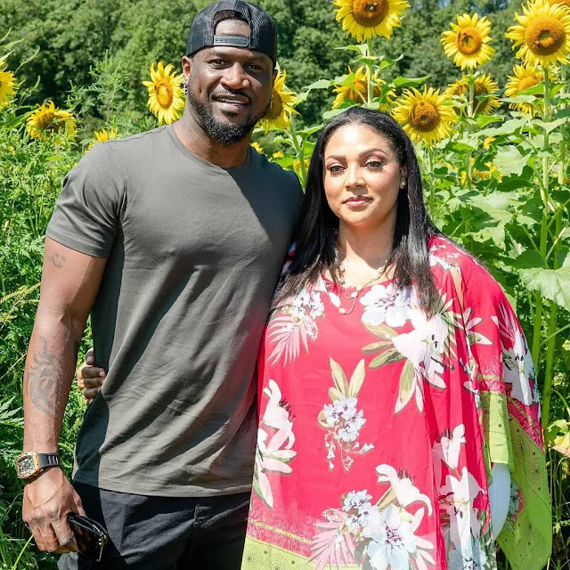 Check Out the Lovely Photos of Peter Okoye and his Family (Photos)