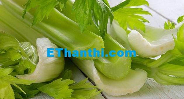 இரத்த அழுத்தத்தைக் குறைக்கும் செலரி   Celery to lower blood pressure !