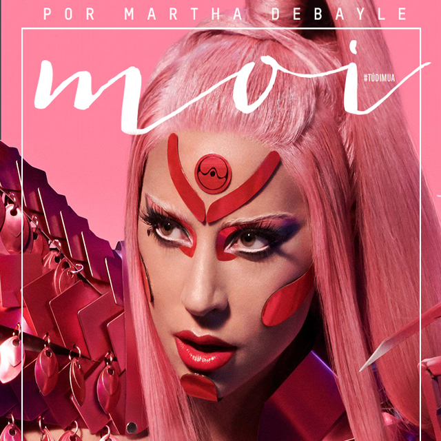 Lady Gaga Covers New Issue of 'Moi' Magazine