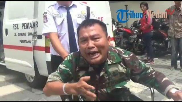 Viral TNI Mengamuk karena Merasa Diusir dari RS Tentara, Pihak Rumah Sakit Beri Penjelasan