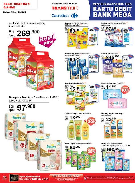Katalog Brosur Carrefour Edisi 21 Juni 2017 Sampai 4 Juli 2017