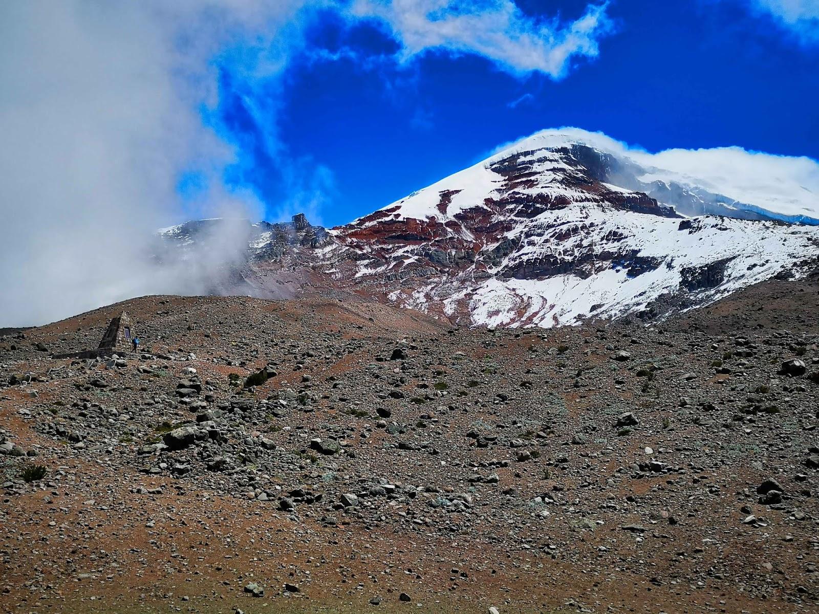 方啟榮: 由地心之世界最高峰--欽博拉索山(Mt. Chimborazo) Day 2