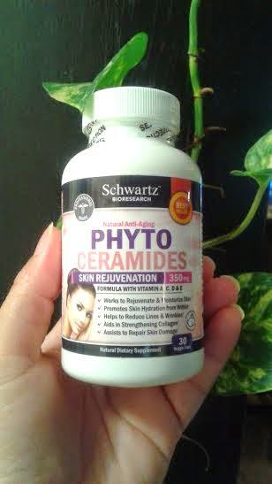Natural Anti-Aging Phytoceramides- A little Bit of Something