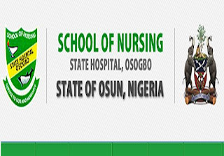 Osun State School of Nursing Entrance Exam Result 2020/2021