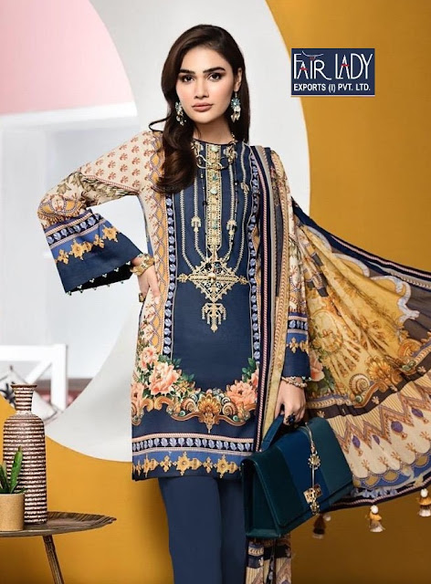 Fairlady Viva Anaya Pakistani Suits catalog