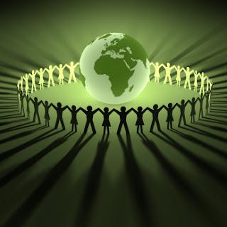 future world of love and hope under a system of JAMAHIRIYA !