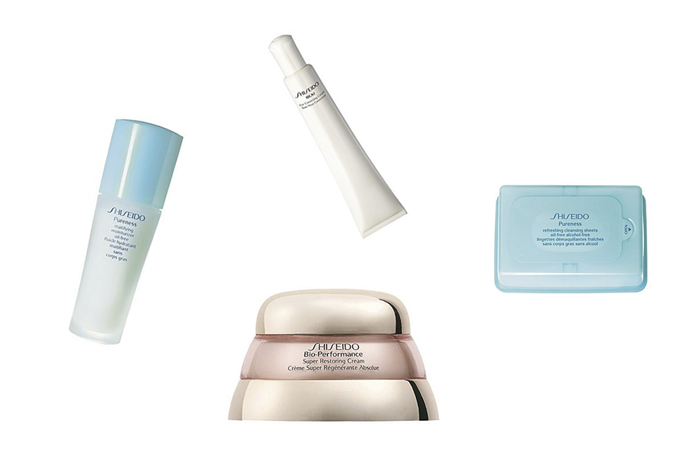 Shiseido anti-haul