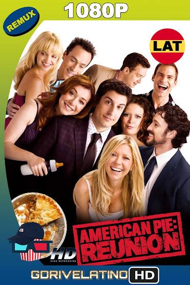 American Pie: El Reencuentro (2012) UNRATED BDRemux 1080p Latino-Ingles MKV