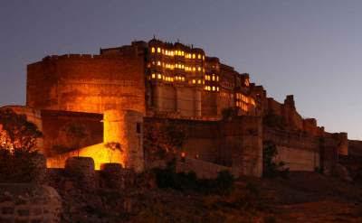 मेहरानगढ़ का किला