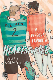 Mi persona favorita | Heartstopper #2 | Alice Oseman
